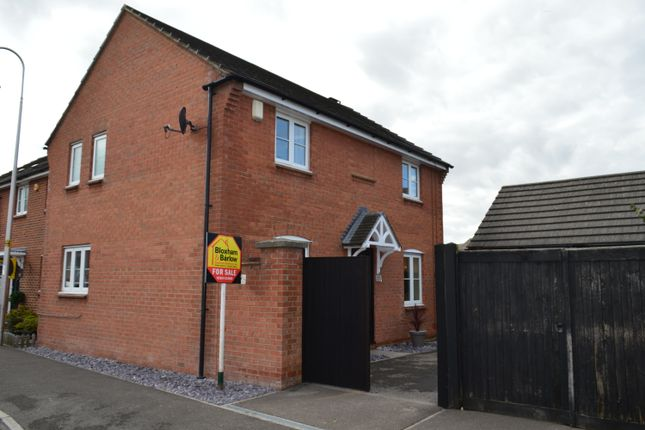 Thumbnail Detached house for sale in Willow Close, St. Georges, Weston-Super-Mare