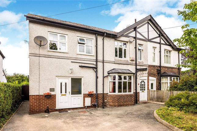 Thumbnail Semi-detached house for sale in Earlsway, Curzon Park, Chester