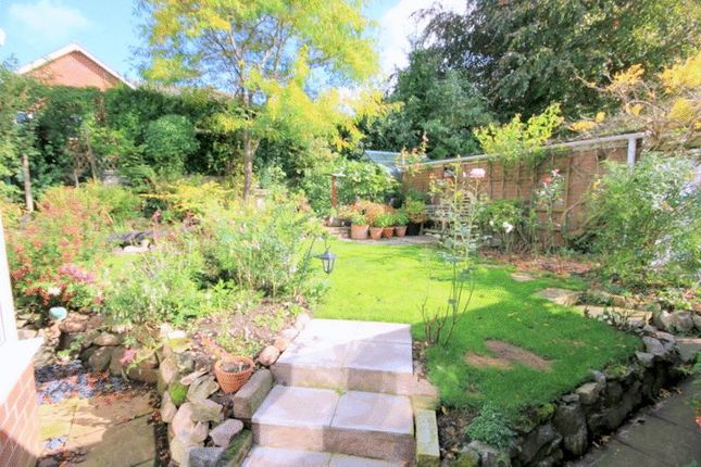 Thumbnail Semi-detached bungalow for sale in Lichfield Road, Stone