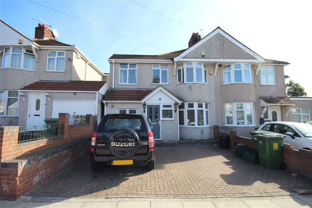 Thumbnail Detached house for sale in Westmoreland Avenue, South Welling, Kent