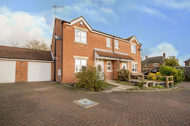 Thumbnail Semi-detached house to rent in Park Hall Road, Mansfield Woodhouse, Mansfield