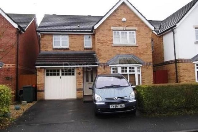 Thumbnail Property to rent in Daffodil Lane, Rogerstone, Newport, Gwent.