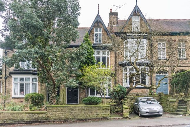 Thumbnail Terraced house for sale in Ecclesall Road South, Sheffield