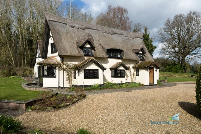 5 bed detached house for sale in The Avenue, Great Barton, Bury St. Edmunds