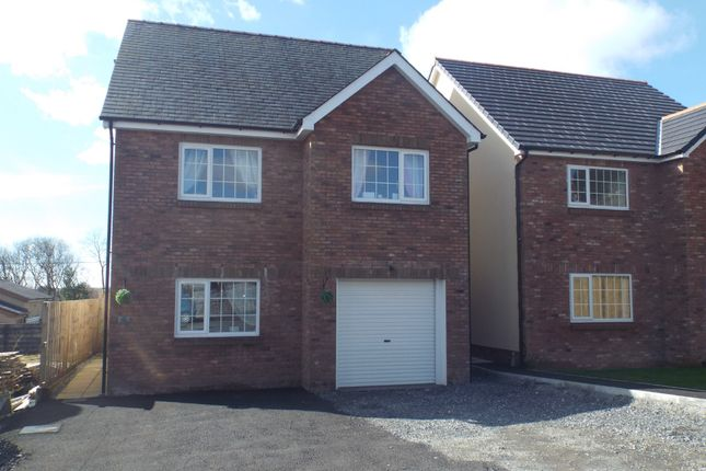 Detached house for sale in Clos Y Gat, Gorslas, Llanelli