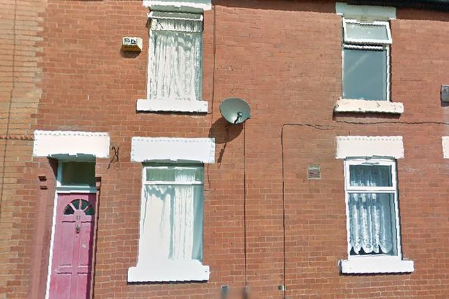 Thumbnail Terraced house to rent in Beckett Street, Gorton