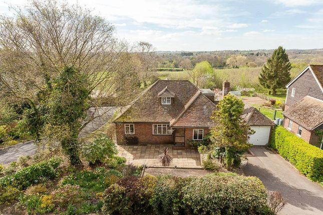 Thumbnail Detached bungalow for sale in Strawberry Cottage, High Street, Brenchley
