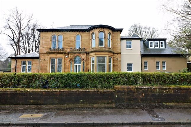Thumbnail Property for sale in High Calside, Paisley