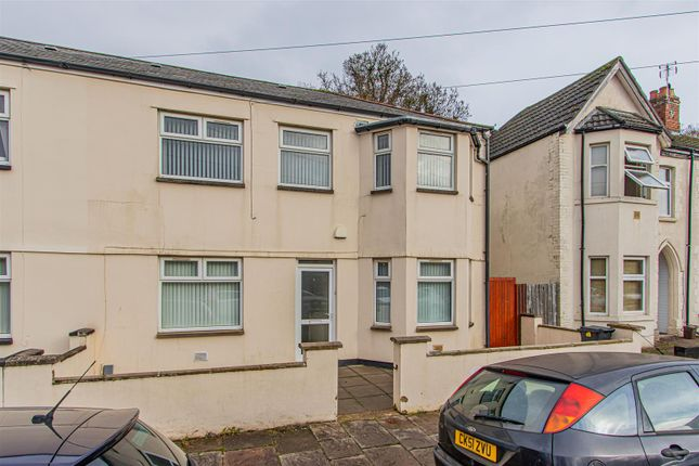Thumbnail Semi-detached house for sale in Gordon Road, Cathays, Cardiff