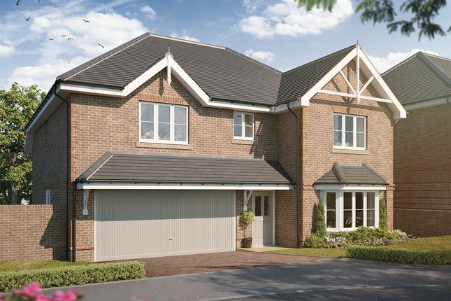 Thumbnail Detached house for sale in North Street, Turners Hill, Crawley