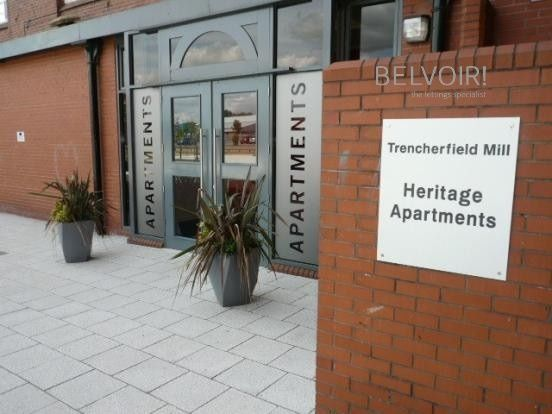 Thumbnail Flat for sale in Heritage Way, Wigan
