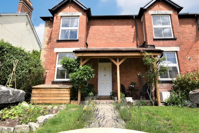 Thumbnail End terrace house for sale in Queens Road, Blandford Forum