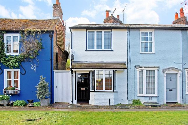 Thumbnail End terrace house to rent in East Street, Alresford, Hampshire