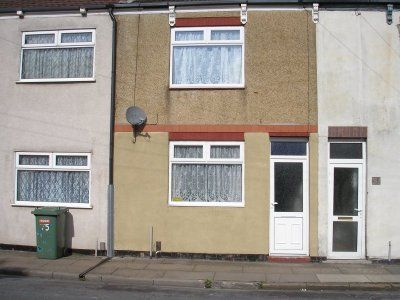 Thumbnail Terraced house for sale in Harold Street, Grimsby