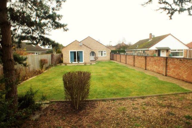 Thumbnail Detached bungalow for sale in Hardwick Avenue, Kidlington