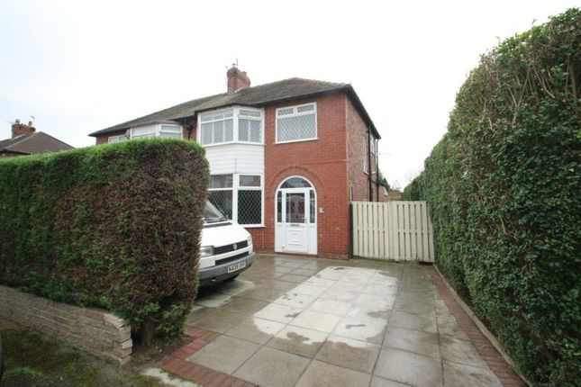 Thumbnail Semi-detached house for sale in Lathom Grove, Sale