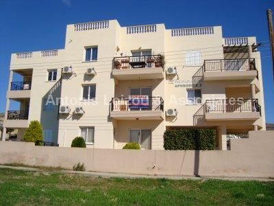 2 bed apartment for sale in Yeroskipou, Cyprus