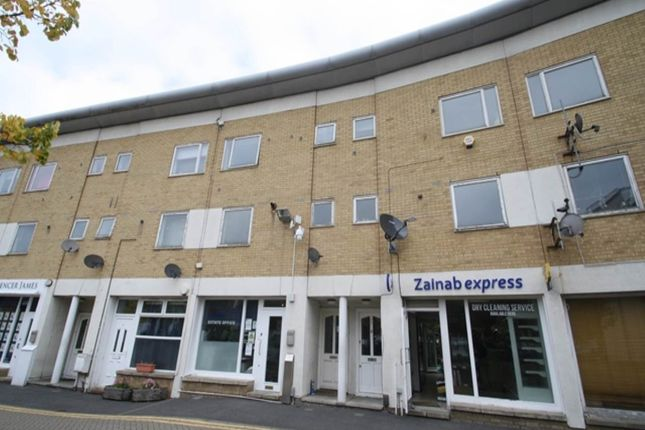 Thumbnail Flat to rent in Hartlepool Court, London