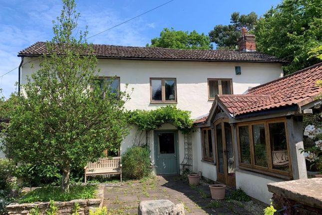 Thumbnail Detached house for sale in Devauden, Chepstow