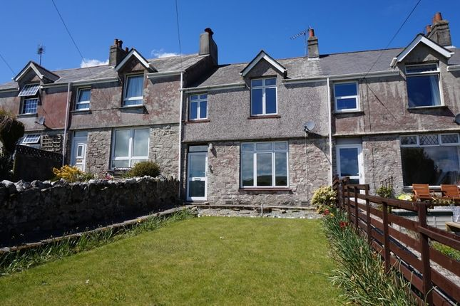 Thumbnail Terraced house for sale in Fernleigh Terrace, St. Austell