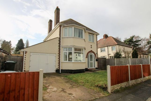 Thumbnail Detached house for sale in Oxley Links Road, Wolverhampton