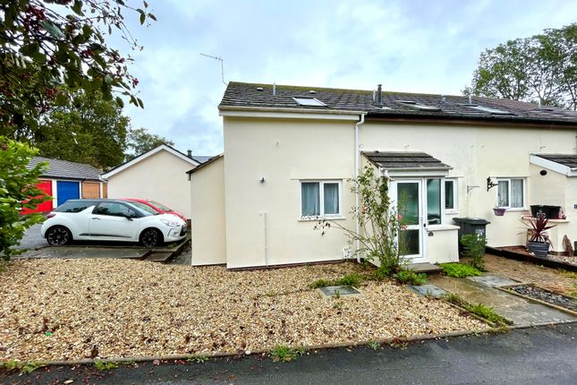 Thumbnail Terraced house to rent in Venford Close, Paignton