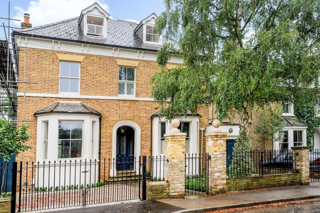 Thumbnail Detached house to rent in Vine Road, East Molesey