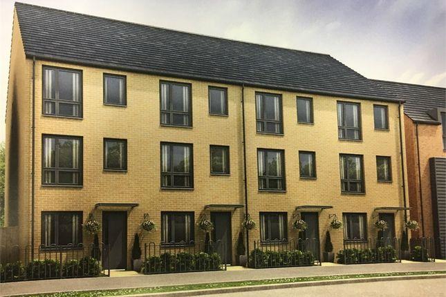 Thumbnail Terraced house for sale in Brooklands, Milton Keynes, Buckinghamshire