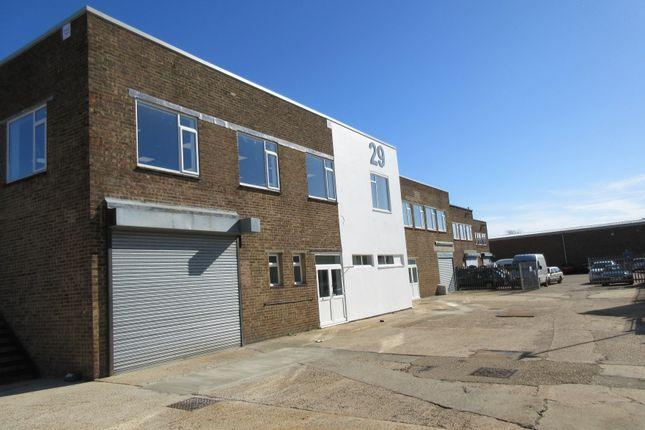 Thumbnail Industrial for sale in 28-29 Star Road, Horsham