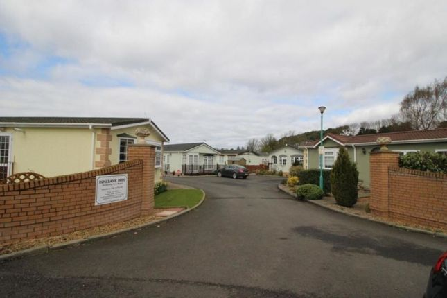 3 bed bungalow for sale in Rosebank Park Homes Meadow Road, Leuchars, St. Andrews