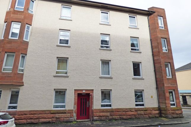 Thumbnail Flat for sale in Highholm Street, Port Glasgow
