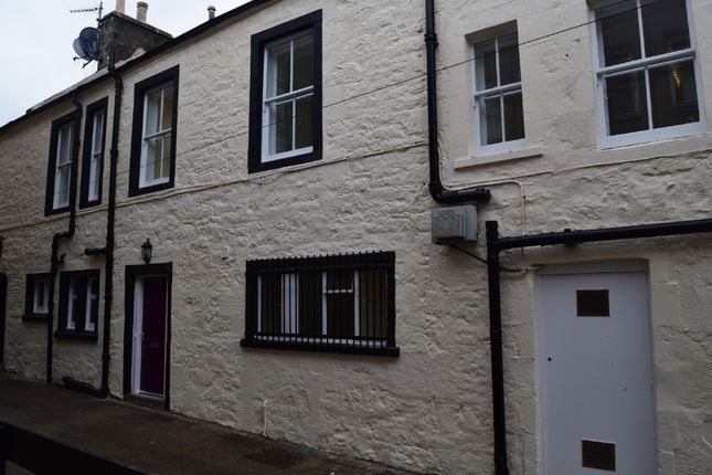 Thumbnail Flat to rent in High Street, Elgin, Moray