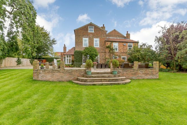 Thumbnail Detached house for sale in Bedale Road, Aiskew, Bedale, North Yorkshire