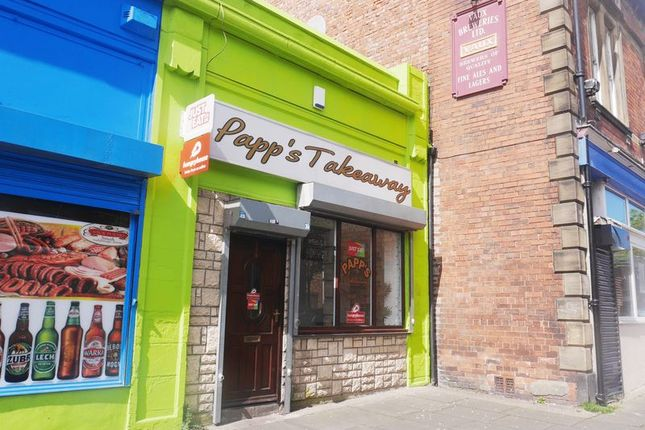 Commercial property for sale in Papp's Pizza, 110 Eastbourne Avenue, Gateshead