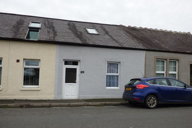Thumbnail Terraced house for sale in 112 Queen Street, Newton Stewart