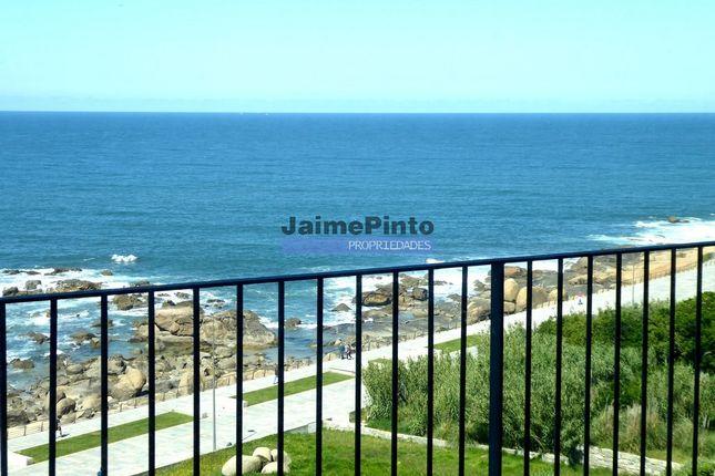 Thumbnail Apartment for sale in Apartment 4 Bedrooms, Wide Sea Views, Canidelo, Vila Nova De Gaia, Porto, Norte, Portugal