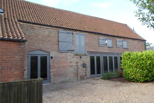 Thumbnail Link-detached house for sale in Bunkers Grange, Lincoln Road, Welton Le Wold, Louth