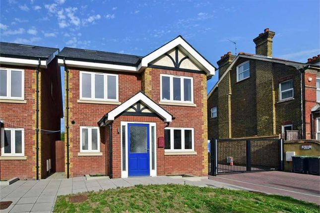 Thumbnail Property for sale in Old Road West, Gravesend, Kent