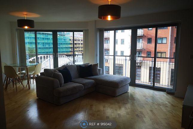 Thumbnail Flat to rent in King Edwards Wharf, Birmingham