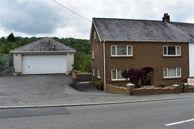 Thumbnail Semi-detached house for sale in Pencader