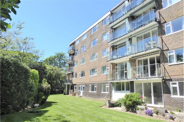Thumbnail Flat for sale in 74 West Cliff Road, Bournemouth