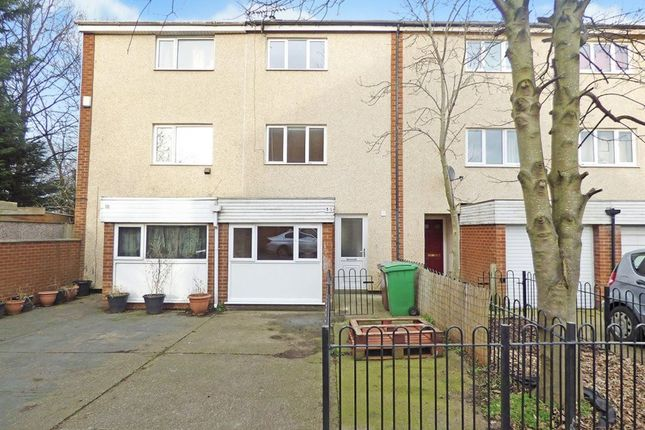 Thumbnail Terraced house to rent in Todd Close, Clifton, Nottingham