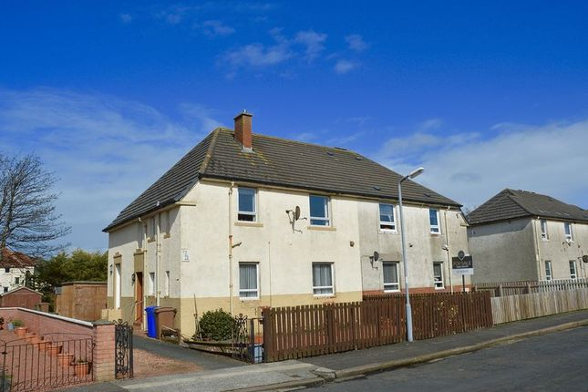 Thumbnail Flat for sale in Manson Avenue, Prestwick