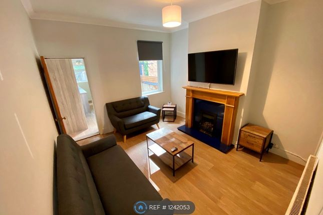Thumbnail End terrace house to rent in Watson Street, Derby