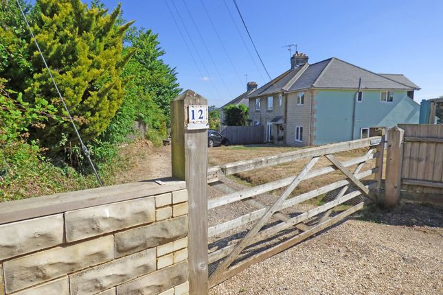 Thumbnail Semi-detached house for sale in North Cheriton, Templecombe