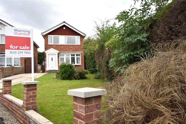3 bed detached house for sale in Cliffe Park Crescent, Lower Wortley, Leeds LS12