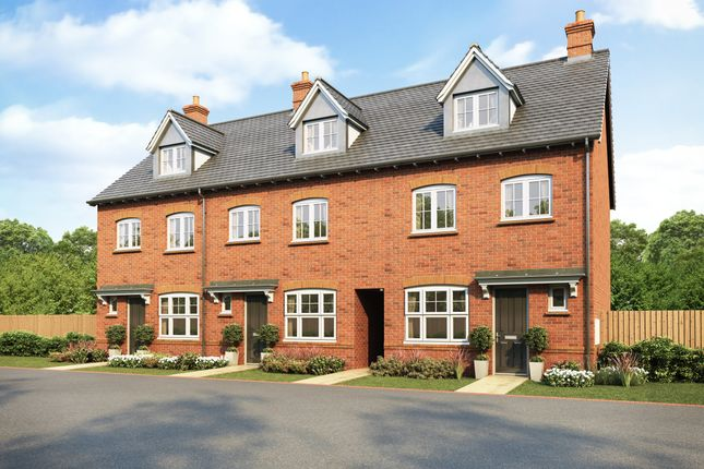 Thumbnail End terrace house for sale in The Mulberries, Hatfield Road, Witham, Essex