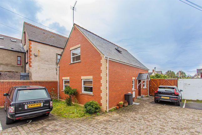 Thumbnail Detached house to rent in Dogo Street, Pontcanna, Cardiff
