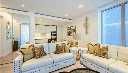 Thumbnail Flat to rent in Garrett Mansions, West End Gate, Paddington