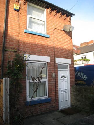 Thumbnail End terrace house for sale in Winchester Terrace, Nottingham